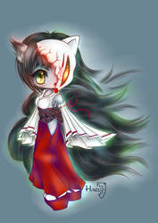 Japanicon ID 11 Spectral Walker by HarukArt
