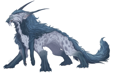 Mimic Wolf- Mahees by GHOST-FEVER