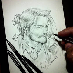 Hipster Gambit by ArtOfIDAN