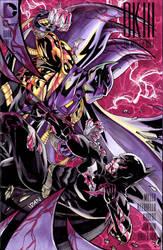 Batman sketchcover by ArtOfIDAN