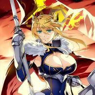 Servant Lancer - Arturia Pendragon by Hiti67