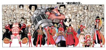 One Piece Chapter 691: JustiZe by Hiti67