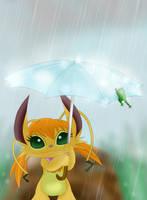 Rain rain.... by unknownlifeform