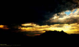 Skies of fire by xTernal7