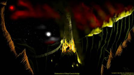 Deep Canyon Bridge Attack by xTernal7