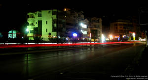 Budva at night by xTernal7