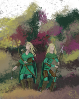 Elves by xTernal7
