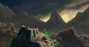 Dragon Peak by xTernal7