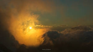 Sunset on Kredarica by xTernal7