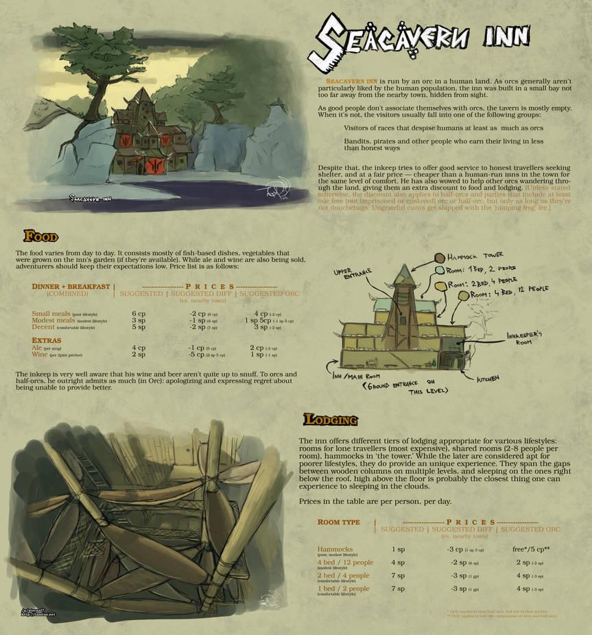 Seacavern inn by xTernal7