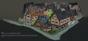 Salamandra's hideout by xTernal7