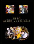 Sakata Gintoki - RETO ALBINO VS PELIROJO by Jinjiro-Higuchi
