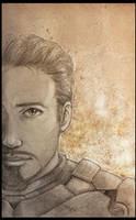 IM: Tony Stark by okamioujou