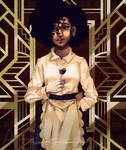 Ivory Thompson by ArtGuyKai