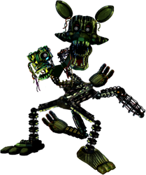 Phantom Mangle full body (edited) by DeviManX