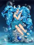 Dragona magical oc for TaSaMaBi contest by JamilSC11