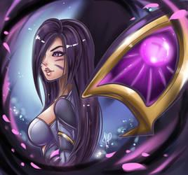 League Of Legends Kai Sa by JamilSC11