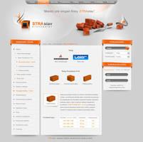 STRAstav building material by uno-webdesigner