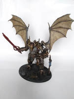 Iron Warriors Bloodthirster by Noveros