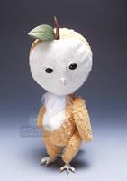 Apple Owl Spirit Doll Up - Cid by kaijumama