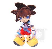 Kingdom Hearts Sora by kaijumama
