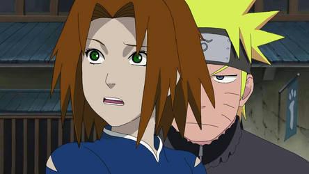 Naruto and Lexie in a genjutsu by KakashiXIrukaLover14