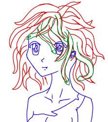 Medusa [WIP] by TamazakiMichiko
