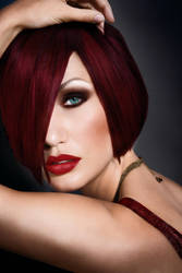 Red Lady by Majesty203