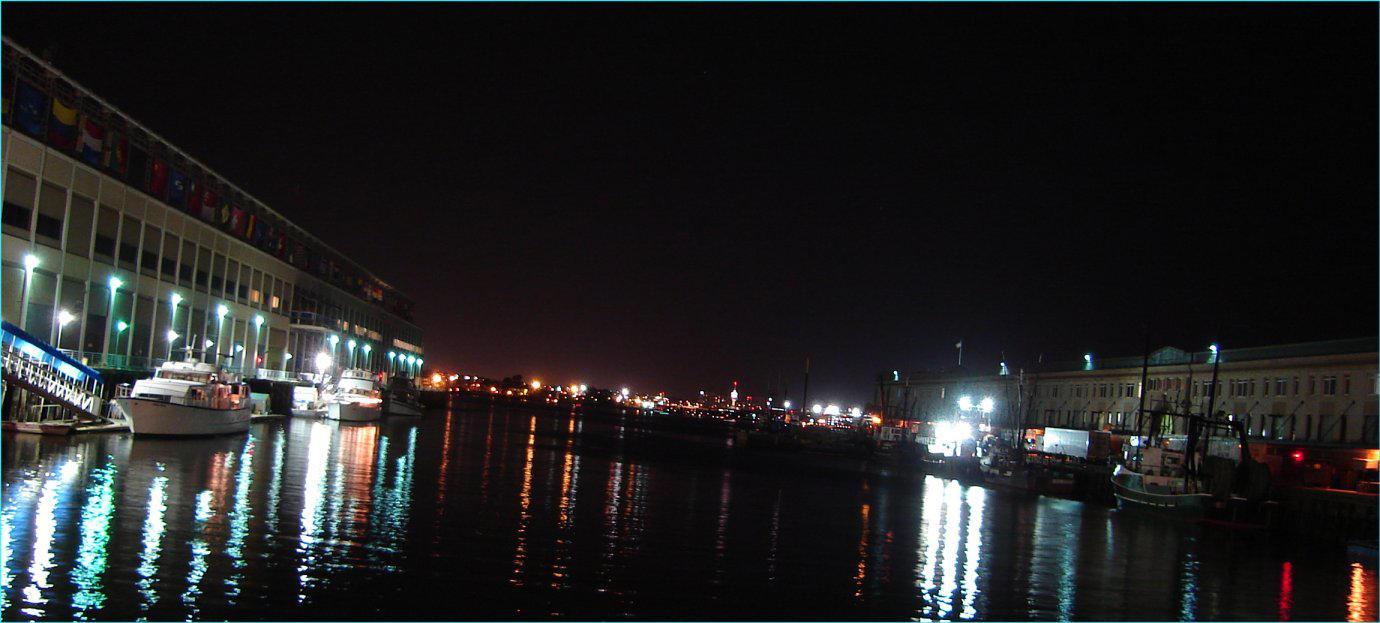 Beantown Seaport by Lunarsight