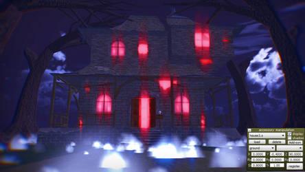 Haunted House by jesuuss