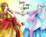 Happy Birthday Caro!! by Mikashi