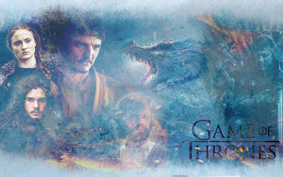 Game of Thrones I by Lost-in-Art-1983