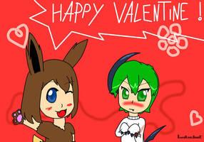 Valentine's Day by Ludichat