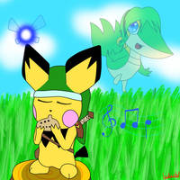 Saria's Song by Ludichat