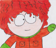 Kyle Broflovski by eskie02