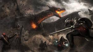Futile Battle by aaronflorento