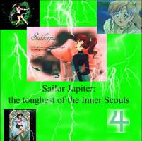 Sailor Jupiter by Usako89