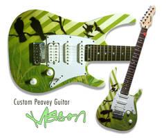 Peavey Guitar by masonfetzer