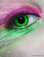 On eye by brethdesign