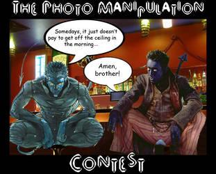 The Photo Manipulation Contest by NightCrawlerClub