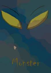 Monster Contest by NightCrawlerClub