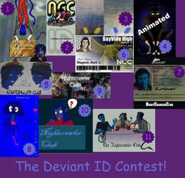 Deviant ID Entries by NightCrawlerClub