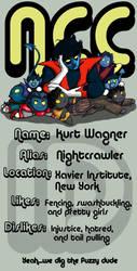 New Deviant ID by NightCrawlerClub