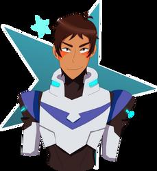 Happy Birthday Lance! by UranusDuck77