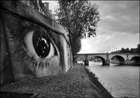 Eye of the City by endegor