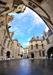 Sous le ciel de Paris by endegor