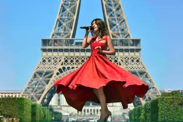 Paris je t'aime... by endegor