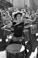 The drummer by endegor