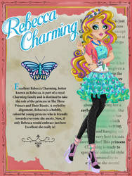Excellent Rebecca Charming by Jade-the-Tiger