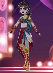 Iris Deyanira Dragon Games by Jade-the-Tiger
